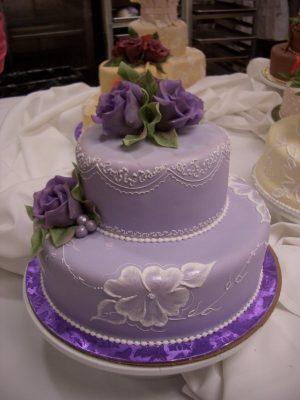 Fondant Cake Decorating Class