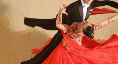 Fun, Upbeat Quickstep - Ballroom Dance for Confident Beginners!