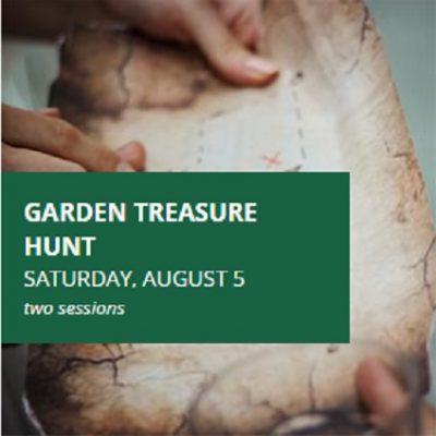 Garden Treasure Hunt