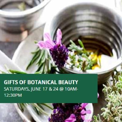 Gifts of Botanical Beauty