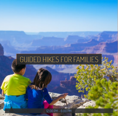 Guided Hikes for Families