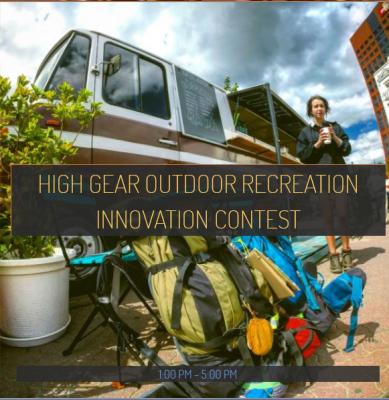 High Gear Outdoor Recreation Innovation Contest