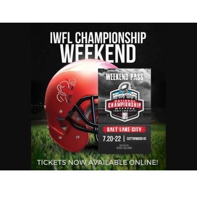 IWFL National Championship Weekend
