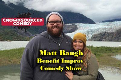 Improv Comedy Benefit Show