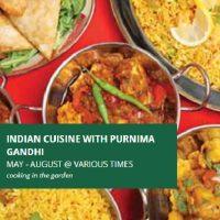 Indian Cuisine with Purnima Gandhi - Session 4