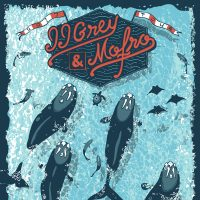 JJ Grey and Mofro with The Magpie Salute