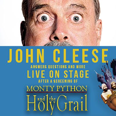 John Cleese and Monty Python and the Holy Grail