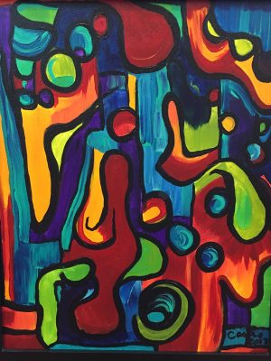 Life in Color, by Jami Castro