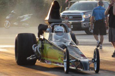 Lucas Drag Racing Series Elimintations #1