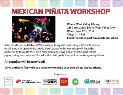 Mexican Piñata Workshop