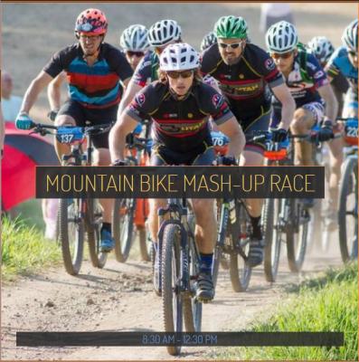 Mountain Bike Mash-Up Race