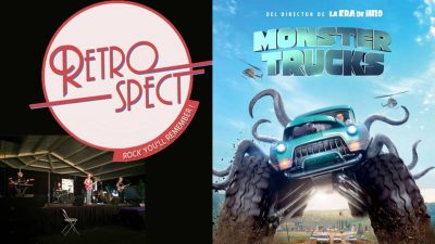 Music & Movie in the Park (Magna) Retropect & Monster Trucks