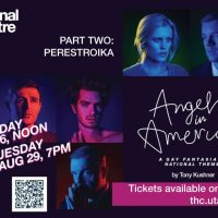 "National Theatre Live Presents ""Angels in Americ..."