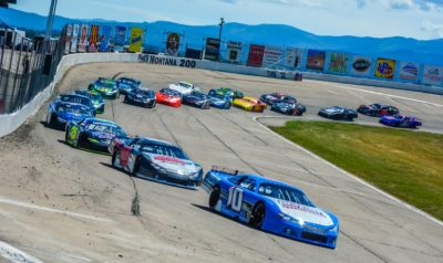 "Oval Racing Featuring the ""Civil War"" SRL and NWSLM Late Model"