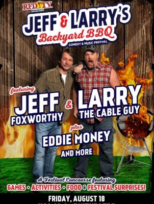 RFD-RV Presents Jeff and Larry's Backyard BBQ: Comedy Plus Musical Festival