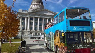 Salt Lake City Sightseeing Tours