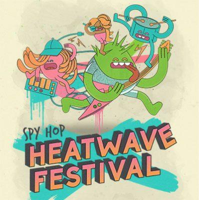 Spy Hop's Annual Heatwave Festival