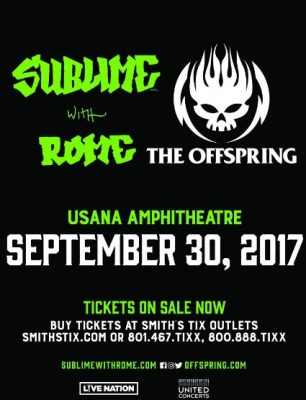 Sublime with Rome with the Offspring