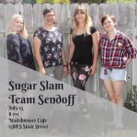 Sugar Slam Team Sendoff and Head to Head Slam