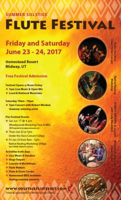 Summer Solstice Flute Festival