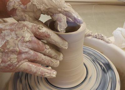 Summer Teen Pottery Classes