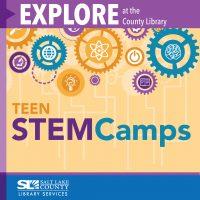 Teen STEM Camps: Robotics Robo-World