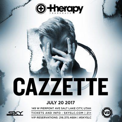 Therapy Thursdays: Cazzette