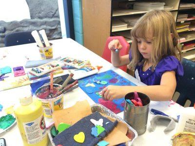 UMOCA Family Art Saturday: Sounds of Sanctuary