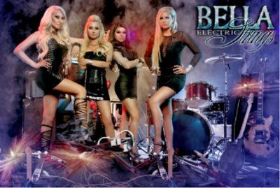 Violin Femmes Starring Bella Electric Strings