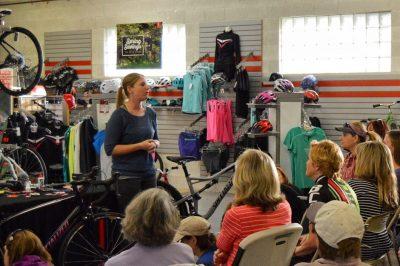 Women's Bike Maintenance Clinic