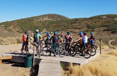 Women's Mountain Bike Clinic