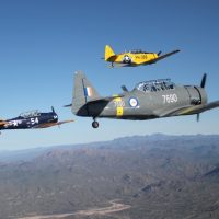 World War II Pilot Camp