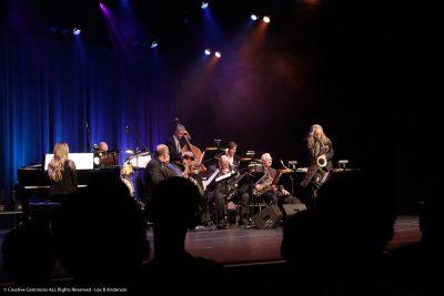 Sax Summit Plays Gershwin