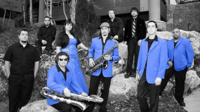 Grand Valley Bank Community Concert Series - The Soulistics