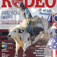 72nd Annual Bit n' Spur 4th of July Rodeo