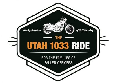 The Utah 1033 Ride for Families of Fallen Officers