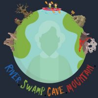 Plan B Theatre Company: River. Swamp. Cave. Mountain