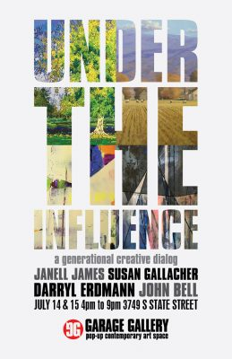 Under The Influence, a Two-Day Popup Exhibition at Garage Gallery