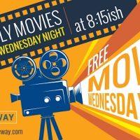 Free Movie (& Popcorn) Wednesdays