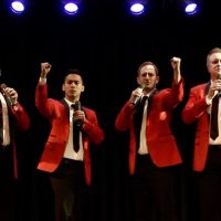 The Unexpected Boys: Jersey Tenors Show