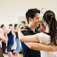 Adult Ballroom Lessons (Ages 18+): Learn Samba