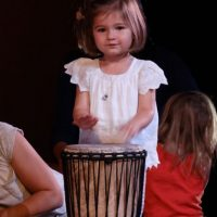 African Drums with Wofa