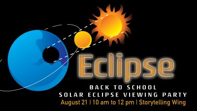 Back to School Solar Eclipse Viewing Party