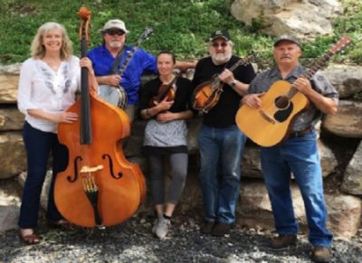 Bluegrass and BBQ: The Rail Jumpers