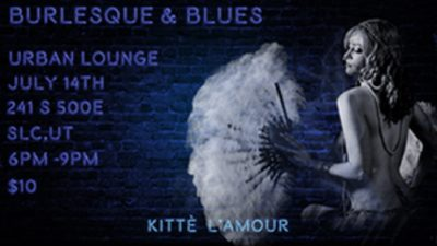 Burlesque & Blues