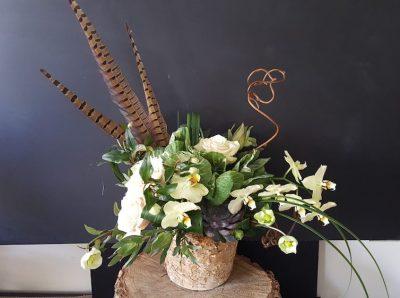 Craft Lake City and the Natural History Museum of Utah Presents: Floral Arrangement Workshop