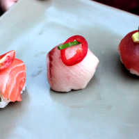 Intro to Sushi Making Class