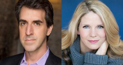 Jason Robert Brown and Kelli O'Hara