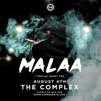 Malaa at The Complex
