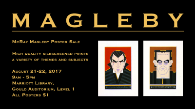 McRay Magleby Poster Sale